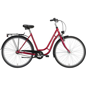 Excelsior Touring ND Single-Speed TSP red metallic